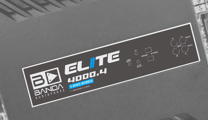 block-elite AMPLIFIERS